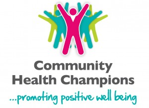 3667 Community Health Champion Logo AW
