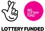 Lottery pink logo